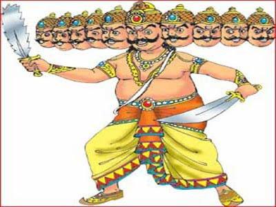 Jab Lankapati Ravan ne Raja Bali se mangi sahayata