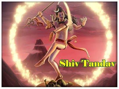 Shiv Tandav Stotram in Hindi