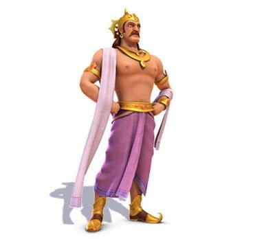Hindi, Story, Kahani, Katha, Birth and death of Jarasandh, Jarasandh ke jnm aur mrtyu ki kahani, Intersting Facts, Rochak baatein, Mahabharat, Kans, Maghada, Bheema,