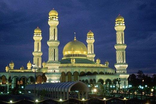 jame asr hassanil masjid brunei Story in Hindi