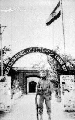 1965 India Pakistan war story in Hindi