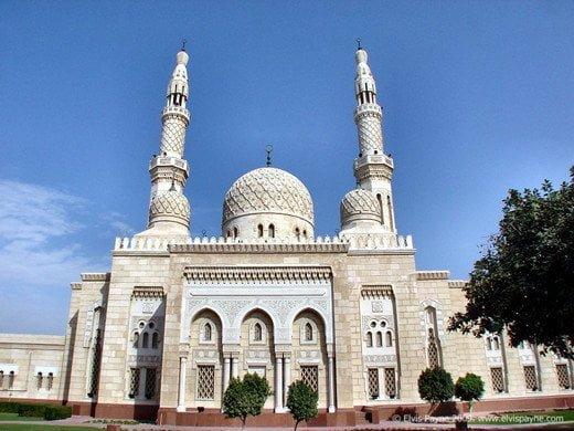Jumeirah grand masjid, Dubai