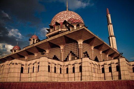 Putra masjid, Malaysia