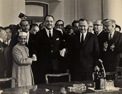 India Pakistan war history in Hindi