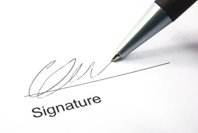 Human nature according to signature in Hindi