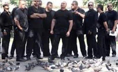 Serbian-mafia history
