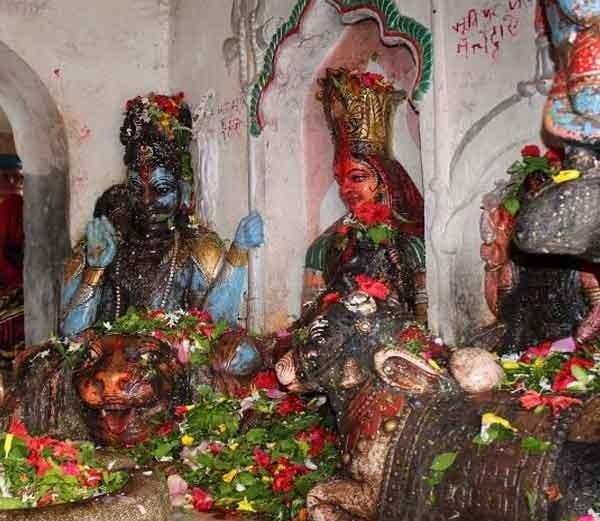 Baba Tameshwar Nath Dham Temple Khalilabad Story in Hindi