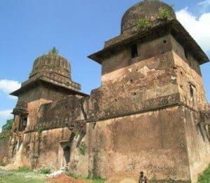 Mysterious Gadh Pehara Fort