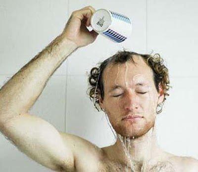 How to take bath according Shastra