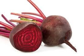 Health benefits of eating boiled  Beet root