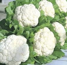 Health benefits of eating boiled  Cauliflower