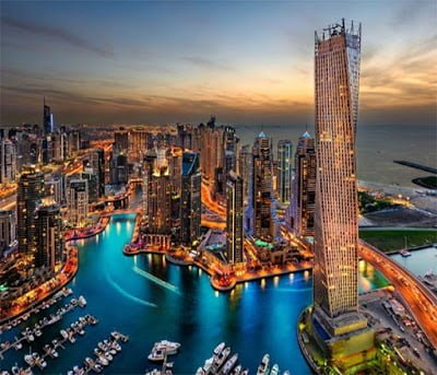 Amazing Facts of Dubai in Hindi