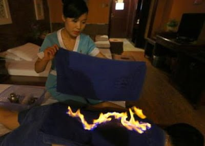 Amazing Fire Therapy