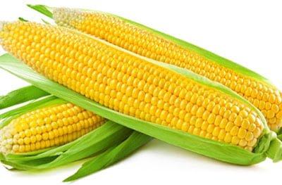 Health benefits of eating boiled  Sweet Corn