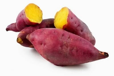 Health benefits of eating boiled  Sweet Potato
