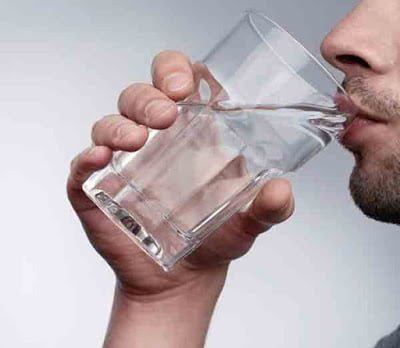 Ayurveda tips for drinking water in Hindi
