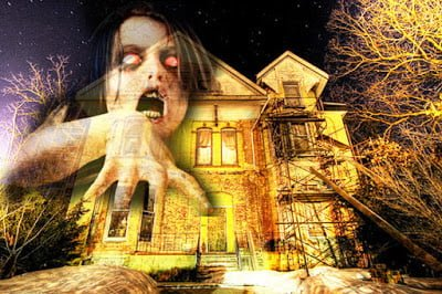 Sign of ghost (bhoot) in home