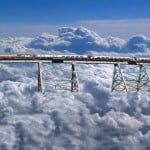 'ट्रेन टू द क्लाउड':  बादलों के ऊपर चलती है अर्जेंटीना की यह ट्रेन