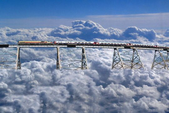 Train to the clouds, Argentina History in Hindi