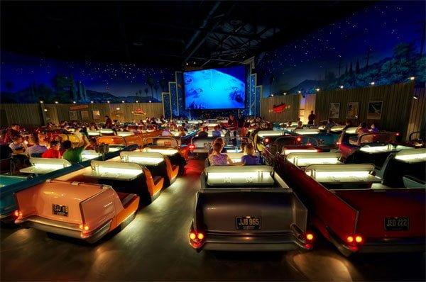 Sci-Fi Dine-In Theater Orlando, America, Story, Bizarre