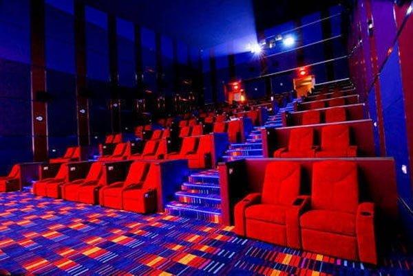 Newport ultra cinema, Newport city