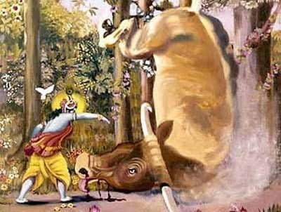 Killing of Vatsasura,  Hindi, Story, Kahani, Katha, Information, Jankari,