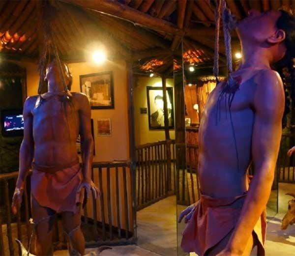 Mandan Torture - Amazing Tradition Hindi