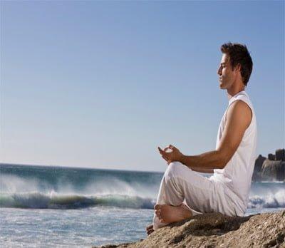 Meditation - Ayurveda Tips For Healthy Life in Hindi