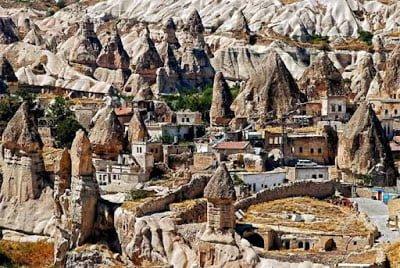 Cappadocia, Turkey, Hindi History