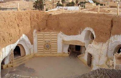 Matmata, Tunisia History in Hindi
