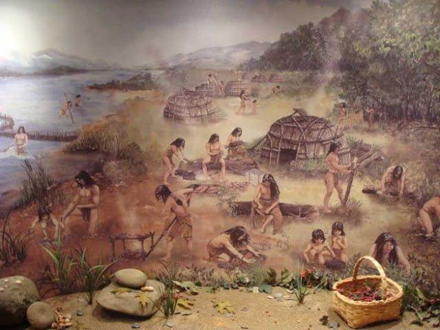 The Algonquin Indian Trip