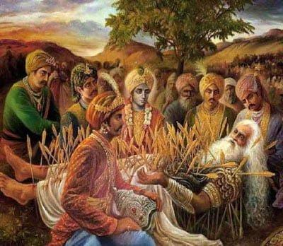 Bad Habits According To Bhishma Mahabharat