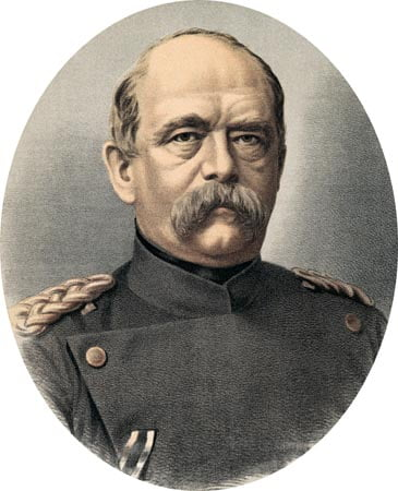 Bismarck quotes and thoughts in Hindi