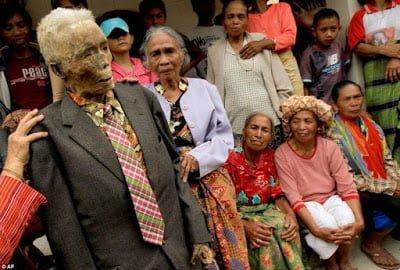 tana toraja funeral walking dead