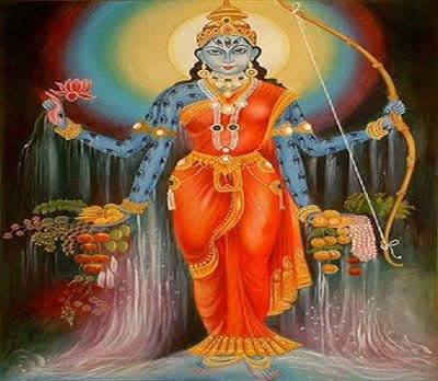 Bhramari devi and Shakambari mata Hindi story, Kahani, Katha,