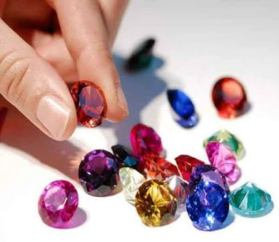 health benefits of gemstones in Hindi