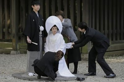 Solo marriage in Japan