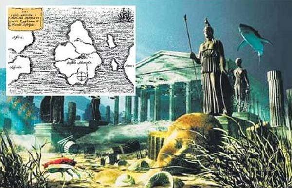 Lost city of Atlantis, Hindi, Myth, Story, History, Kahnai, Itihas, Information, Jankari,