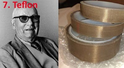 Teflon, Inventions created by mistakes, Hindi, Story, History, Information, Itihas,