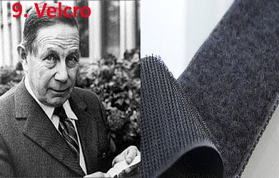 Velcro, Inventions created by mistakes, Hindi, Story, History, Information, Itihas,