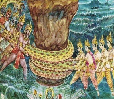 Samudra Manthan, Hindi, Story, History, Kahani, Itihas, Information, Jankari