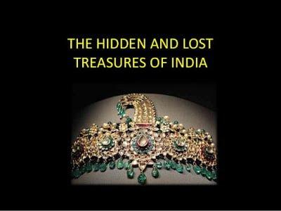 Hidden and Lost Treasure of India: History & Story in Hindi, Kahnai, Itihas, Information, Jankari,