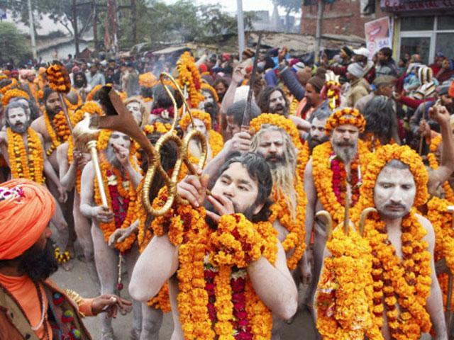 13 Major akharas of Hindu sants and sadhus History & Story in Hindi