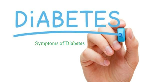 Early Symptoms of Diabetes in Hindi