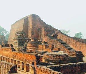 Amazing facts of Nalanda University in Hindi :