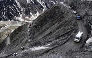 Zojila Pass, India, Hindi, Information, History, Top 10, Top Most, Dangerous, Khatarnak, Road, Sadak,