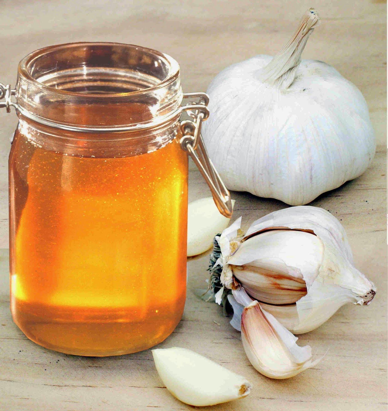 Health Benefits Of Eating Garlic With Honey , Hindi, Information, Fayde,