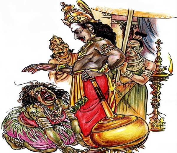 Surpanakha Ravan Samvad