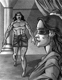 Cheating & Deception by Shri Krishna in Mahabharat Yuddha: Hindi Mythological Story, Kahani,