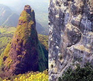 Kalavantin Fort (Prabalgad Fort) Story & History In Hindi
